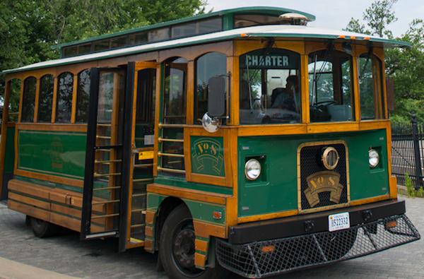 Historic Trolley